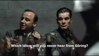 Bunker Jokes: Göring's Idioms