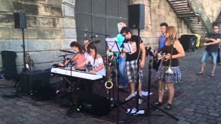 Video Jazzevec - Křídla (live (A)VOID)
