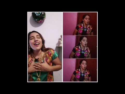 Presentación artística Jóvenes de la Escuela de Bellas Artes. Sonia Gallegos y Kenia Rojas. UABJO, Oaxaca.