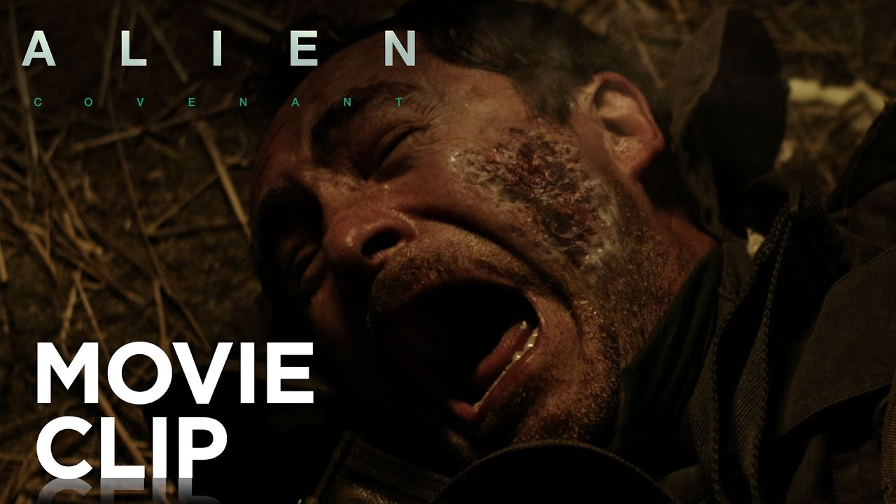 Alien: Covenant - My Face