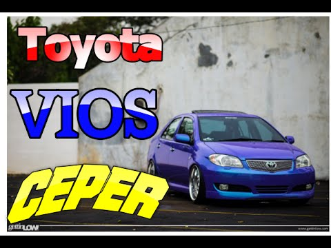 Video Modifikasi Sedan Toyota VIOS Super KEREN!!!