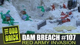 LEGO Dam Breach #107 - Red Army Invasion