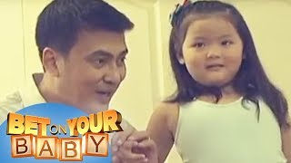 Bet On Your Baby: Mark Lapid And Tanya Garcias Cute Baby Mattie