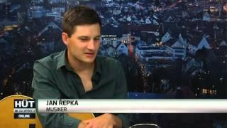 Jan Řepka - Hüt im Gschpröch (Schaffhauser Fernsehen 22. 7. 2015)