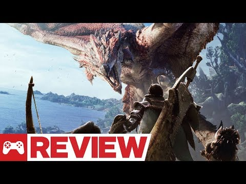 Gameplay de Monster Hunter: World Deluxe Edition