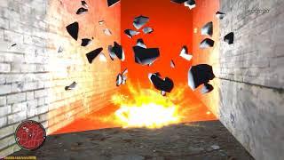 GTA 4 - War with Police, Firework Gun