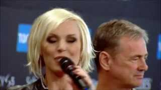 Sanna Nielsen - UNDO (Acoustic Live Performance - Eurovision Song Contest, Press Conference)