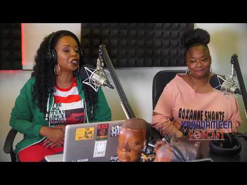 ROXANNE SHANTÉ joins to talk DRAKE vs PUSHA T battle
