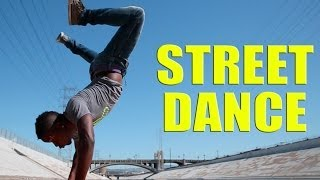 The 5 Street Dance Styles Everyone Should Know About