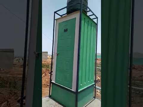 FRP Urinal Bio Toilet