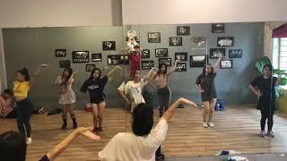 Thiên Đàng - Hương Giang |DANCE| vũ đoàn MTE