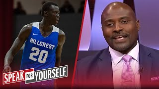 Makur Maker choosing Howard over bigger schools is 'huge' — Wiley | CBB | SPEAK FOR YOURSELF