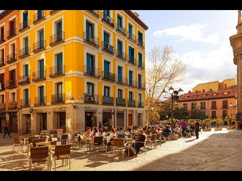 Madrid: Zweitbeliebtester Ort in Europa
