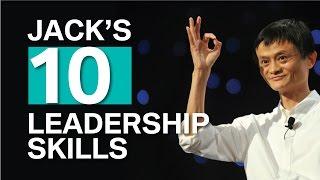 Jack Ma Speech On Leadership Skills - Alibaba CEO Speech 2015 HD 馬雲