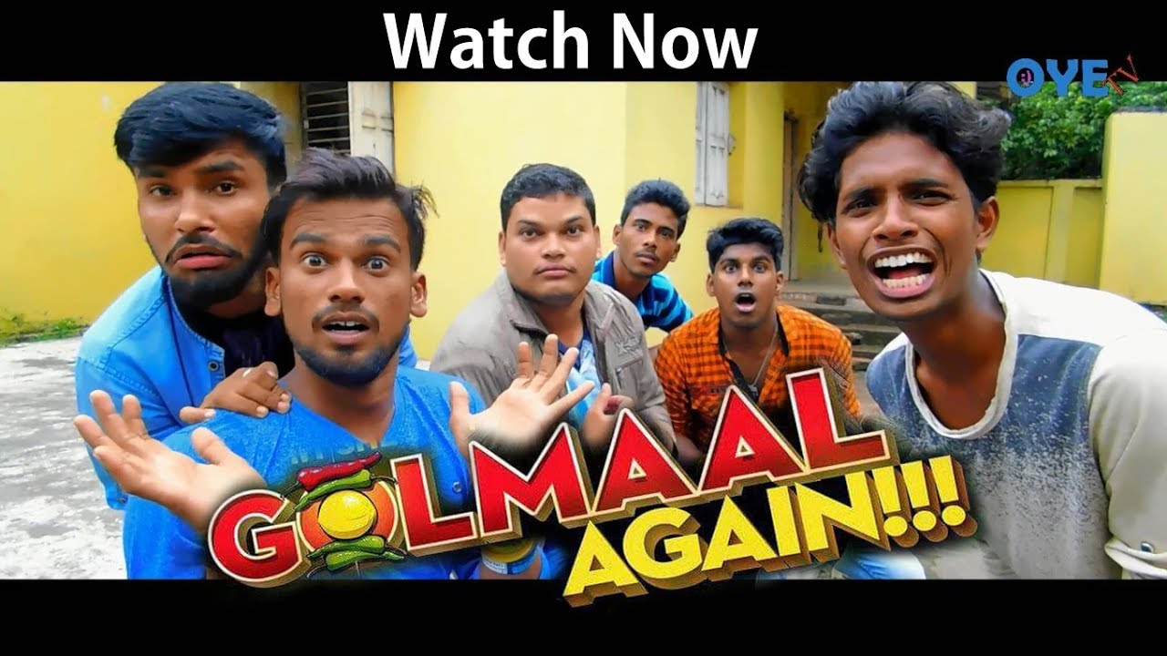 Golmaal Again Trailer Spoof   OYE TV  downoad full Hd Video