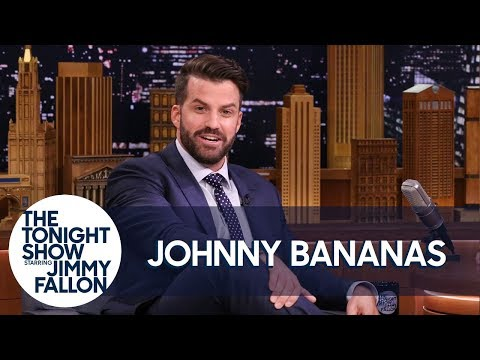 Jimmy Fallon Yelled at Johnny Bananas for Speeding