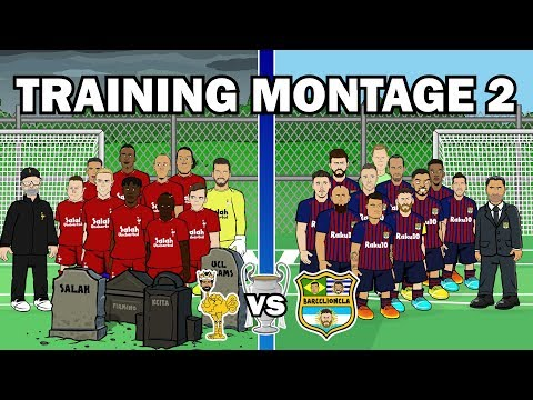 🏆Liverpool vs Barcelona: 2nd TRAINING MONTAGE🏆 (Champions League 2019 Semi-Final Preview)