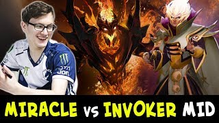 Miracle knows how to COUNTER mid INVOKER — Shadow Fiend vs Topson