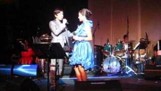 "SITTI & CHRISTIAN BAUTISTA - ""Captured"" Live! @ Captain's Bar"