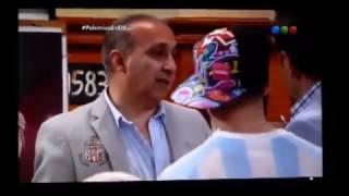 """Luis Ordoñez en """"Polemica en el bar"""" con Palito Ortega"""
