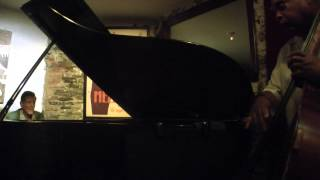 """THERE IS NO  GREATER LOVE"": HOD O'BRIEN / RAY DRUMMOND at MEZZROW (July 17, 2015)"