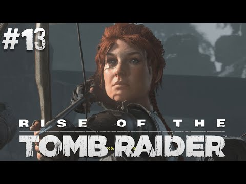[GEJMR] Rise of the Tomb Raider - EP 13 - Nový LUK!