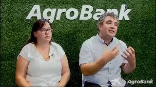 AgroBank - Rincón de la Innovación - #Salamaq - Adriana Casillas y Sabas de Diego, CEO y director técnico de Tebrio