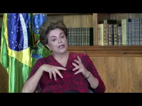 Confira a íntegra da entrevista com a presidenta afastada Dilma Rousseff na TV Brasil