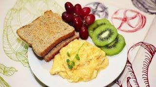 อาหารเช้าแบบคลีน / Totikky Tikky - Clean Eating For Breakfast