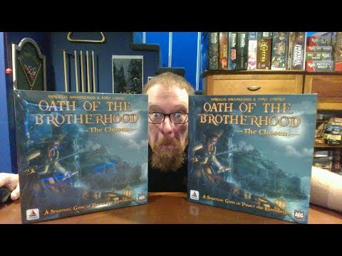 Giveaway, review and tutorial for Oath of the Brotherhood