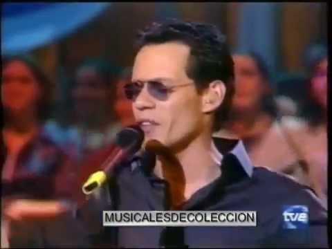 """Marc Anthony - """"Muy Dentro De Mi"""" Live TVE 2001"""