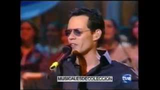 """Marc Anthony   """"Muy Dentro De Mi"""" Live TVE 2001"""