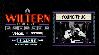 LIVE NOW: Young Thug | The Wiltern Livestream Series