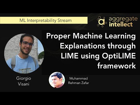 Proper Machine Learning Explanations through LIME using OptiLIME framework
