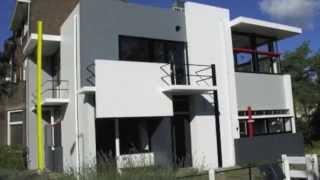 Architecture 101 - Schroder House