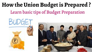 Budget 2020   How Budget numbers are prepared Know key steps of Budget making, Current Affairs 2020
