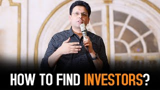 How to find investors?