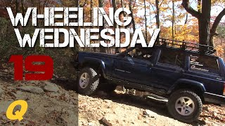 Wheeling Wednesday 19 - 'Project XJ' on Trail 6 at Rausch Creek