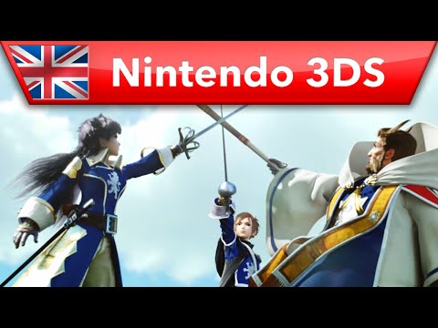 Видео № 1 из игры Bravely Second: End Layer [3DS]