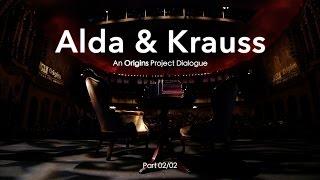 Alan Alda & Lawrence Krauss: An Origins Project Dialogue (Part 1)