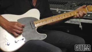 Fleetwood Mac's Lindsey Buckingham Guitar Lesson (Part 2)