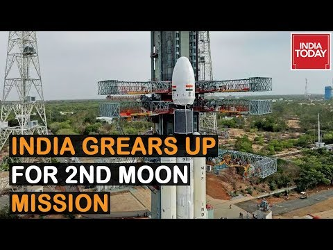 Chandrayaan-2 Launch LIVE: India Gears Up for Second Moon Mission, Week After ISRO Aborted Attempt