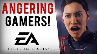 EA Once Again is Angering Gamers | The Latest Problems...