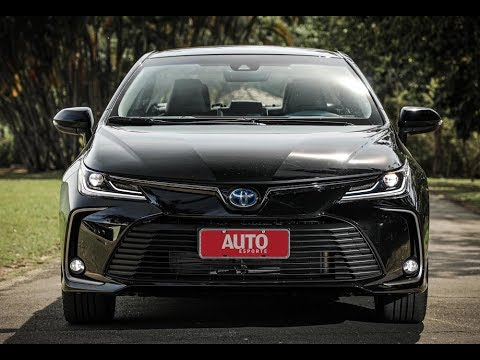 Toyota Corolla Híbrido Flex: As 10 novidades mais importantes do sedã