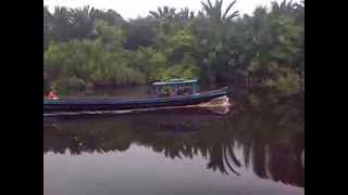 preview picture of video 'Journey To Sungai Ambawang 5'