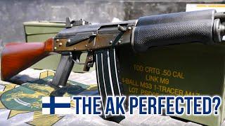 Valmet RK 62 M76 The AK Perfected
