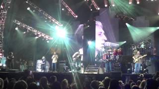 "Zac Brown Band ""It's Not OK"" live at Darien Lake Performing Arts Center"