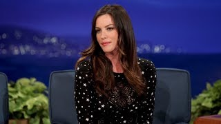 Liv Tyler Interview Part 01 - Conan On TBS