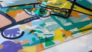 Graffiti DIY – En Famille (Lit & Mixe)