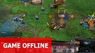 Cùng chơi Battle Realms 2 - Cơn Thịnh Nộ Của Sói